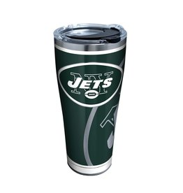 New York Jets TERVIS 30oz Stainless Steel Rush Tumbler