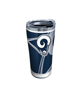 Los Angles Rams TERVIS 20oz Stainless Steel Rush Tumbler