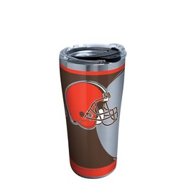 Cleveland Browns TERVIS 20oz Stainless Steel Rush Tumbler