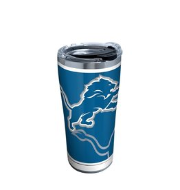 Detriot Lions TERVIS 20oz Stainless Steel Rush Tumbler