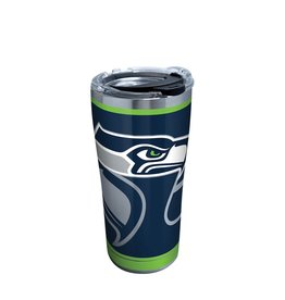 Seattle Seahawks TERVIS 20oz Stainless Steel Rush Tumbler