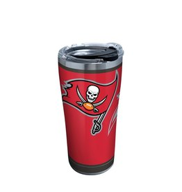 Tampa Bay Buccaneers TERVIS 20oz Stainless Steel Rush Tumbler