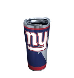 New York Giants TERVIS 20oz Stainless Steel Rush Tumbler