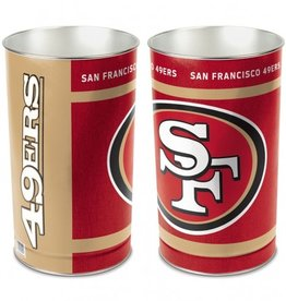 WINCRAFT San Francisco 49ers Wastebasket
