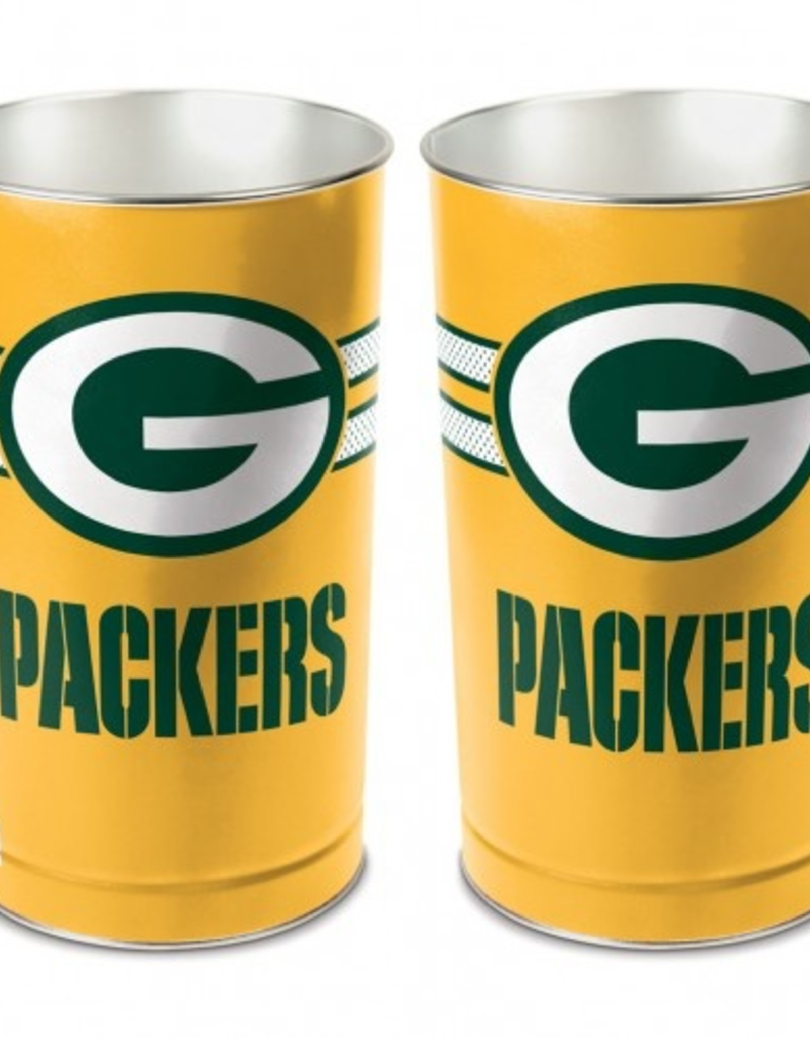 WINCRAFT Green Bay Packers Wastebasket