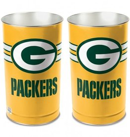 WINCRAFT Green Bay Packers Wastebasket