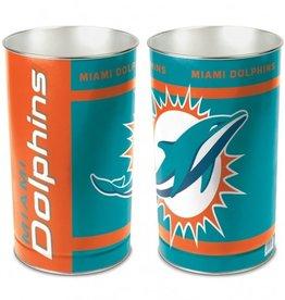 WINCRAFT Miami Dolphins Wastebasket