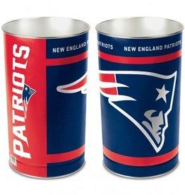 WINCRAFT New England Patriots Wastebasket