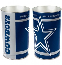 WINCRAFT Dallas Cowboys Wastebasket