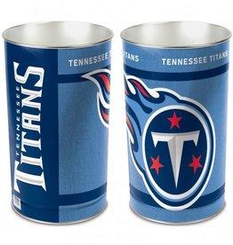WINCRAFT Tennessee Titans Wastebasket