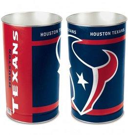WINCRAFT Houston Texans Wastebasket