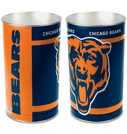 WINCRAFT Chicago Bears Wastebasket