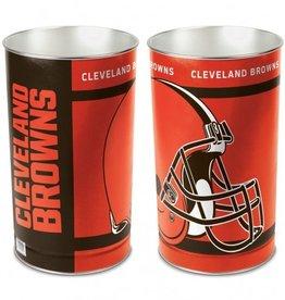 WINCRAFT Cleveland Browns Wastebasket