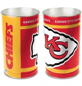 WINCRAFT Kansas City Chiefs Wastebasket