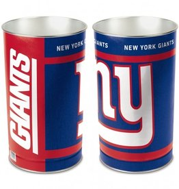 WINCRAFT New York Giants Wastebasket