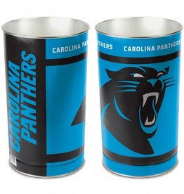 WINCRAFT Carolina Panthers Wastebasket