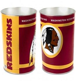 WINCRAFT Washington Redskins Wastebasket