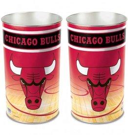 WINCRAFT Chicago Bulls Wastebasket