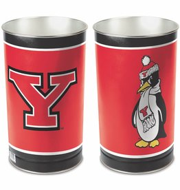 WINCRAFT Youngstown State Penguins Wastebasket