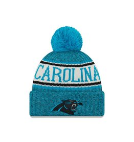 NEW ERA Carolina Panthers NFL 2018 OnField Sport Knit