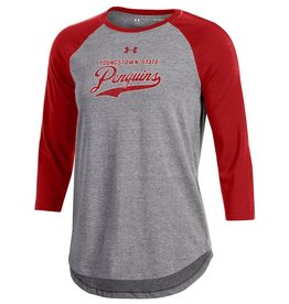 UNDER ARMOUR Youngstown State Penguins Women's Charged Cotton Raglan Top