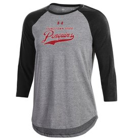 UNDER ARMOUR Youngstown State Penguins Women' Charged Cotton Raglan Top