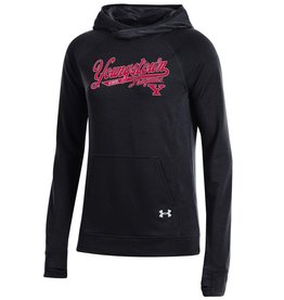 UNDER ARMOUR Youngstown State Penguins Women's Featherweight Fleece Pullover Hood