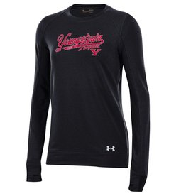 UNDER ARMOUR Youngstown State Penguins Women's Featherweight Fleece Crew