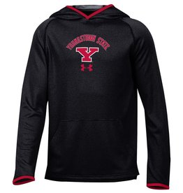 UNDER ARMOUR Youngstown State Penguins Youth Boys Textured Tech Hoody