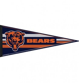 """Chicago Bears 12""""x30"""" Classic Pennant"""