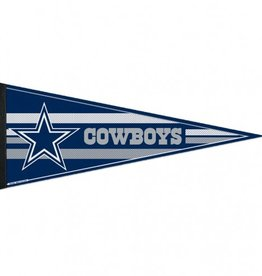 "Dallas Cowboys 12""x30"" Classic Pennant"