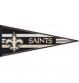 "New Orleans Saints 12""x30"" Classic Pennant"