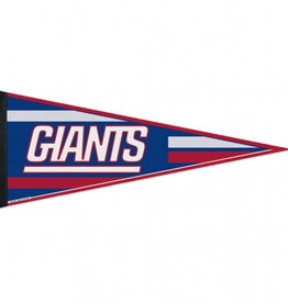 "New York Giants 12""x30"" Classic Pennant"