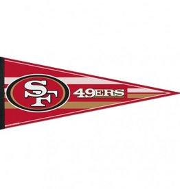 "San Francisco 49ers 12""x30"" Classic Pennant"