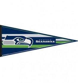"Seattle Seahawks 12""x30"" Classic Pennant"