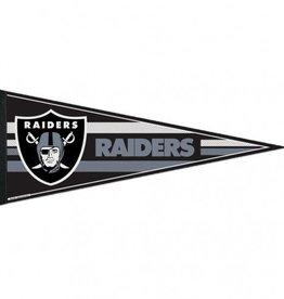 "Oakland Raiders 12""x30"" Classic Pennant"