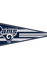 """Los Angles Rams 12""""x30"""" Classic Pennant"""