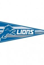 "Detriot Lions 12""x30"" Classic Pennant"