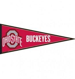 "Ohio State Buckeyes 12""x30"" Classic Pennant"