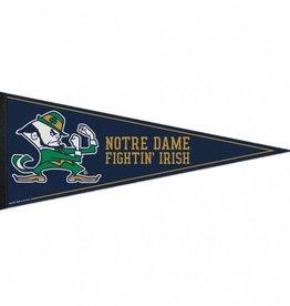 "Notre Dame Fighting Irish 12""x30"" Classic Pennant"