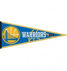 """Golden State Warriors 12""""x30"""" Classic Pennant"""