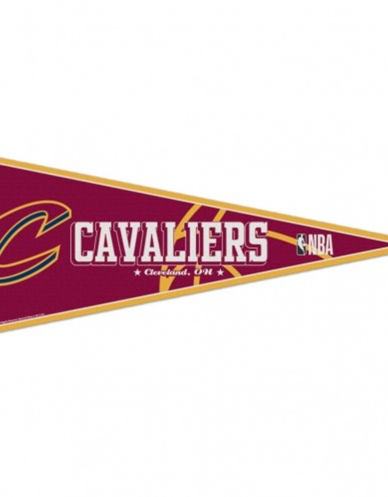 """Cleveland Cavaliers 12""""x30"""" Classic Pennant"""