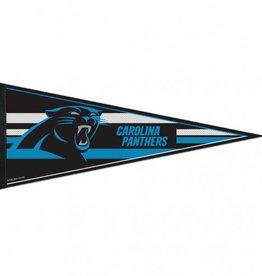 """Carolina Panthers 12""""x30"""" Classic Pennant"""