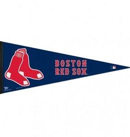"Boston Red Sox 12""x30"" Classic Pennant"