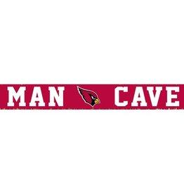RUSTIC MARLIN Arizona Cardinals Rustic Man Cave Sign