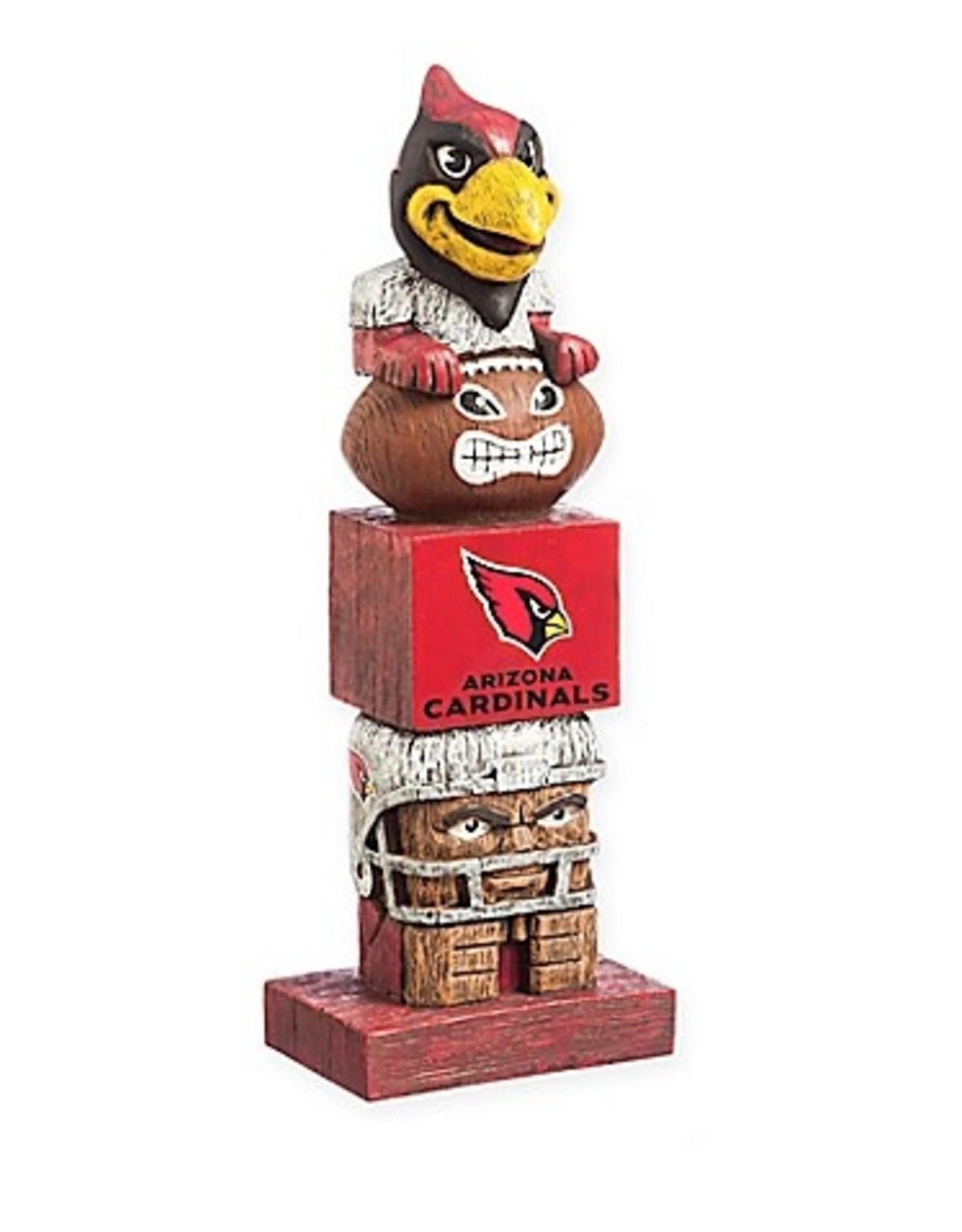 EVERGREEN Arizona Cardinals Tiki Totem