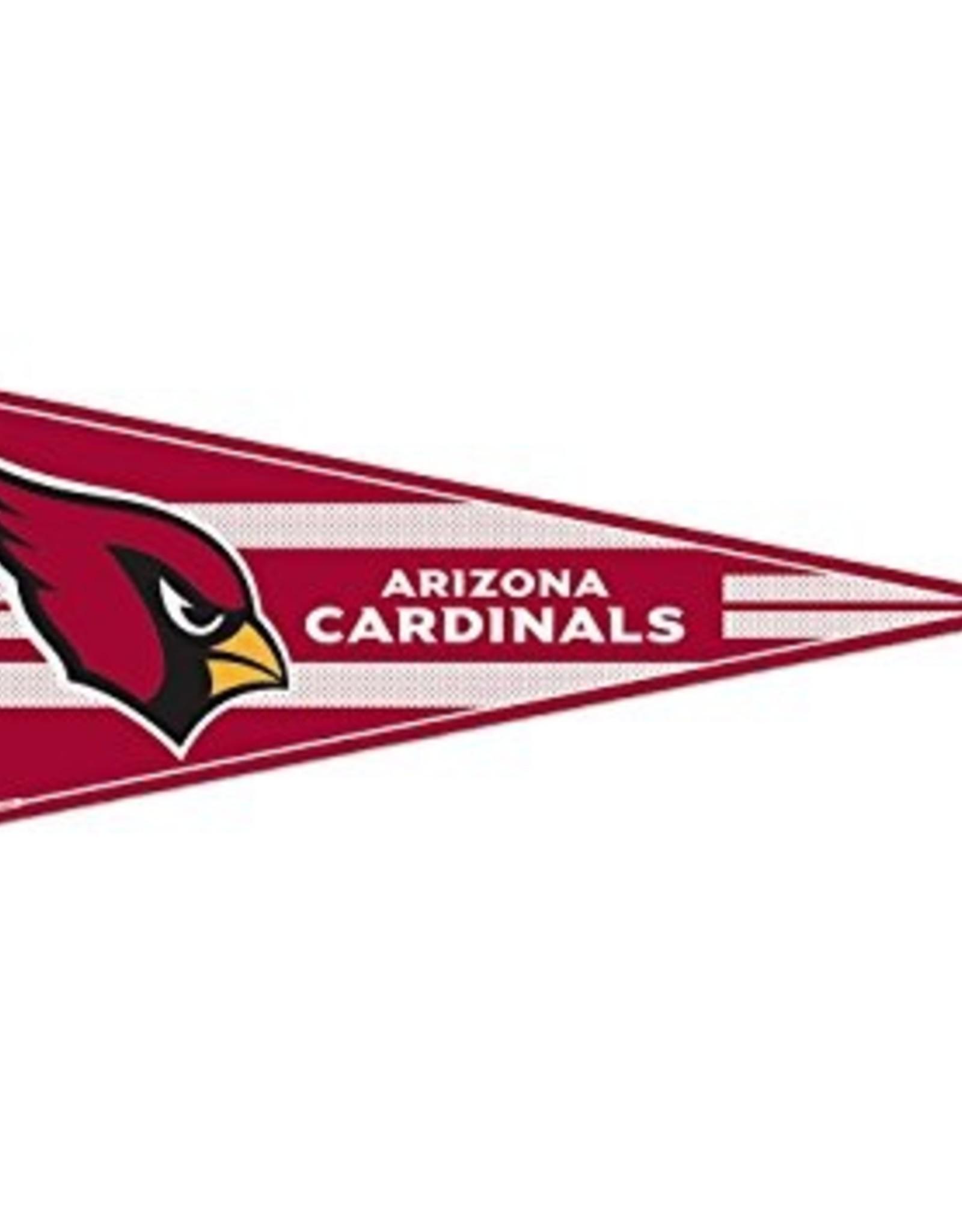 """Arizona Cardinals 12""""x30"""" Classic Pennant"""