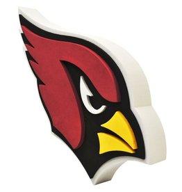 Arizona Cardinals 3D Foam Logo Sign