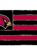 RUSTIC MARLIN Arizona Cardinals Rustic Team Flag