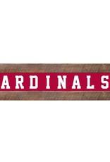 RUSTIC MARLIN Arizona Cardinals Marlin Classic Wood Sign